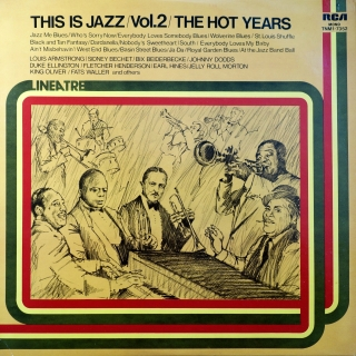LP Various ‎– This Is Jazz / Vol. 2 / The Hot Years