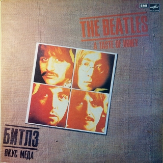 LP The Beatles ‎– A Taste Of Honey