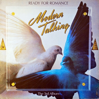 LP Modern Talking ‎– Ready For Romance - The 3rd Album