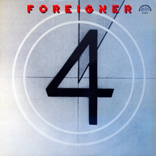 LP Foreigner ‎– 4