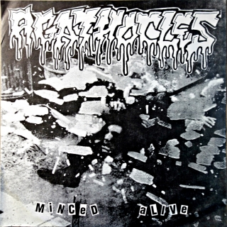 "10"" Agathocles ‎– Minced Alive"