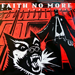 2xLP Faith No More ‎– King For A Day Fool For A Lifetime