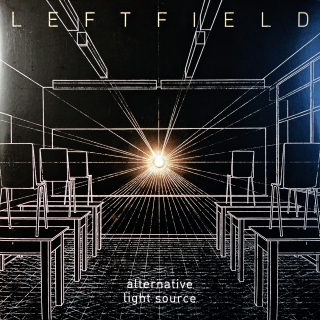 2xLP Leftfield ‎– Alternative Light Source