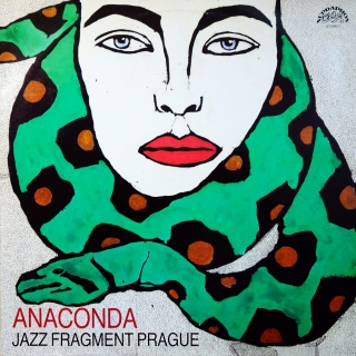 LP Jazz Fragment Prague ‎– Anaconda