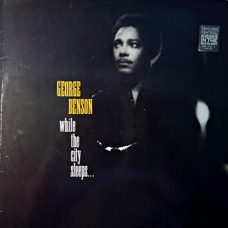 LP George Benson ‎– While The City Sleeps...