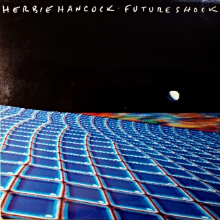 LP Herbie Hancock ‎– Future Shock