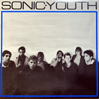 2xLP Sonic Youth ‎– Sonic Youth