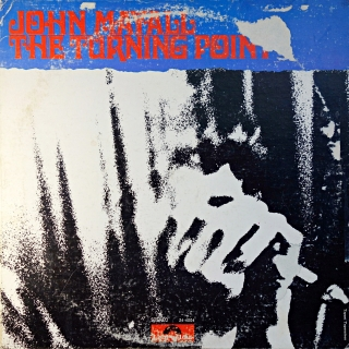 LP John Mayall ‎– The Turning Point