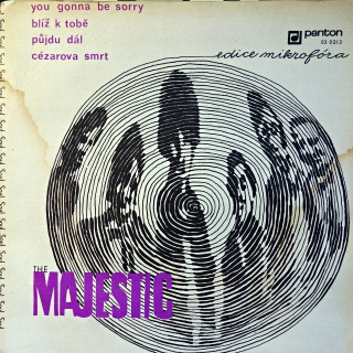 "7"" The Majestic ‎– You Gonna Be Sorry"