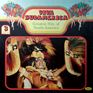 3xLP Viva Sudamerica - Greatest Hits Of South-America