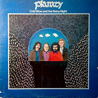 LP Planxty ‎– Cold Blow And The Rainy Night
