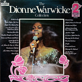 2xLP Dionne Warwicke ‎– The Dionne Warwicke Collection