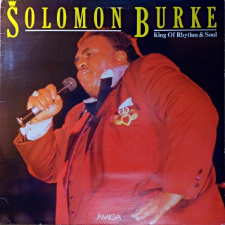 LP Solomon Burke ‎– King Of Rhythm & Soul