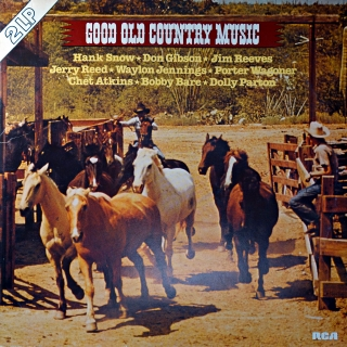 2xLP Various ‎– Good Old Country Music