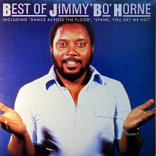 LP Jimmy 'Bo' Horne ‎– Best Of Jimmy 'Bo' Horne