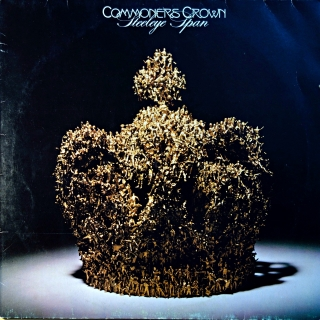 LP Steeleye Span ‎– Commoners Crown
