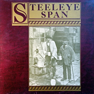 LP Steeleye Span ‎– Ten Man Mop Or Mr. Reservoir Butler Rides Again