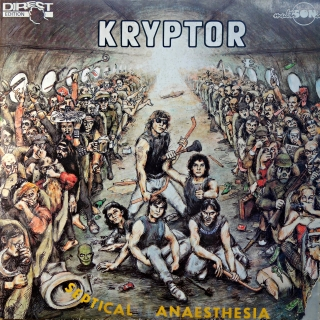 LP Kryptor ‎– Septical Anaesthesia