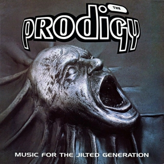 2xLP The Prodigy ‎– Music For The Jilted Generation