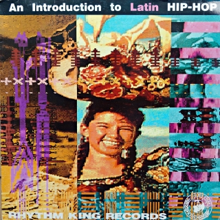 LP Various ‎– An Introduction To Latin Hip-Hop