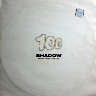 "12"" Dom & Rob & Goldie ‎– Shadow 100"
