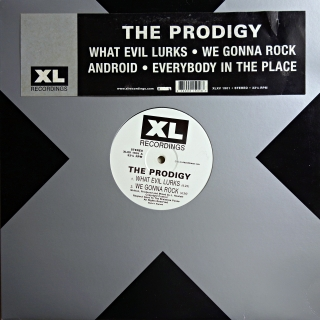 "12"" The Prodigy ‎– What Evil Lurks"