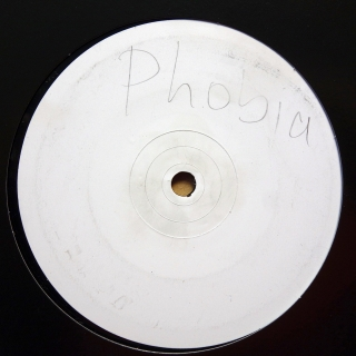 "12"" Phobia ‎– Moods / Reaktivate"
