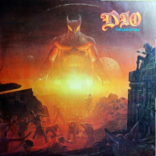 LP Dio ‎– The Last In Line