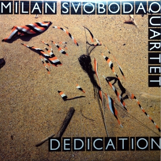 LP Milan Svoboda Quartet ‎– Dedication