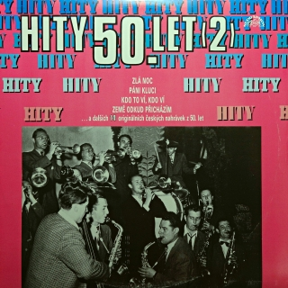 LP Various ‎– Hity 50. Let (2)