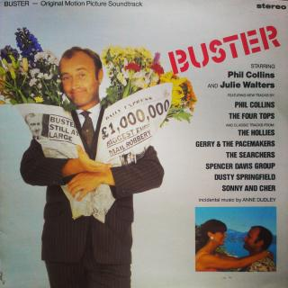 LP Various - Buster - Original Motion Picture Soundtrack