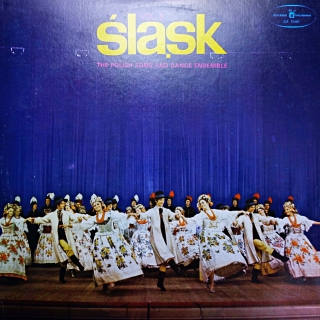 LP Śląsk ‎– The Polish Song And Dance Ensemble Vol. 8